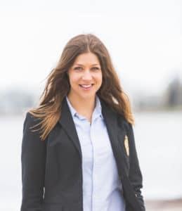 lisabeth Svensson grundare RikaKvinnor.se