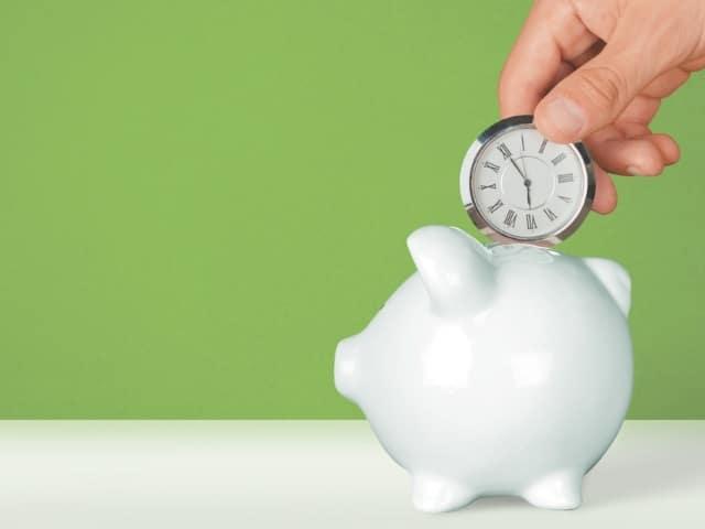 Att köpa tid för pengar @RikaKvinnor.se