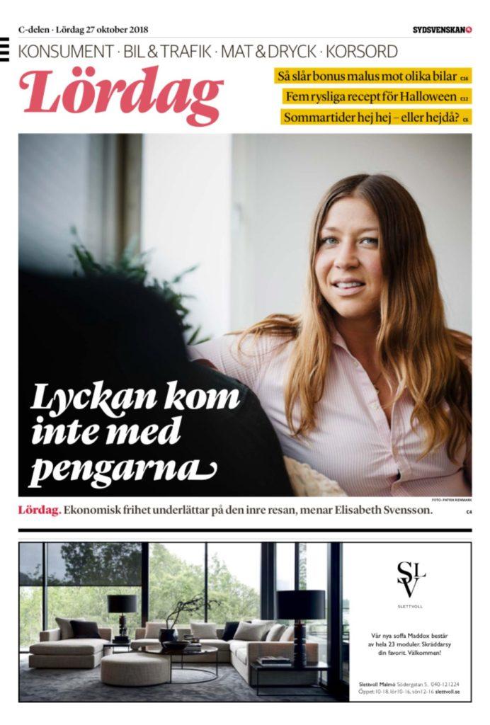 Sydsvenskan-förstasidan-@RikaKvinnor.se