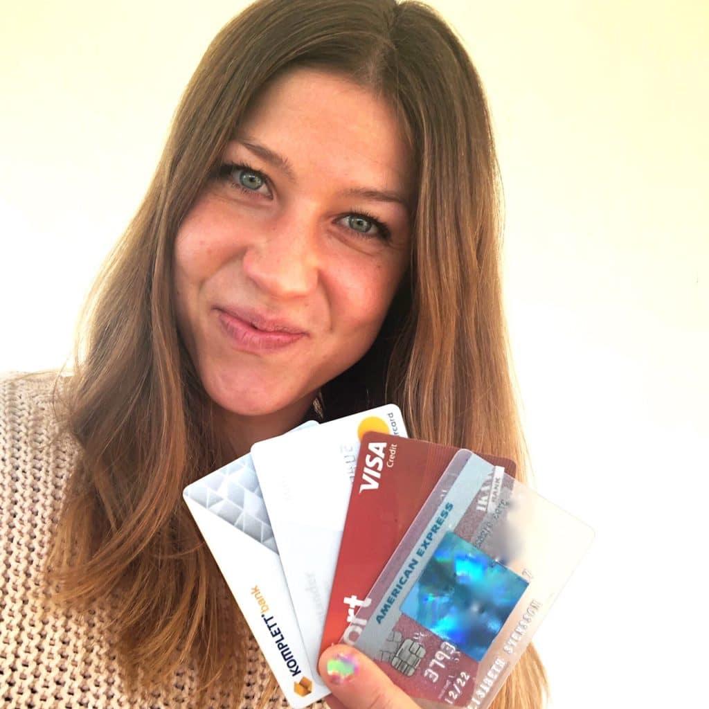 Bästa kreditkort 2019 @RikaKvinnor.se
