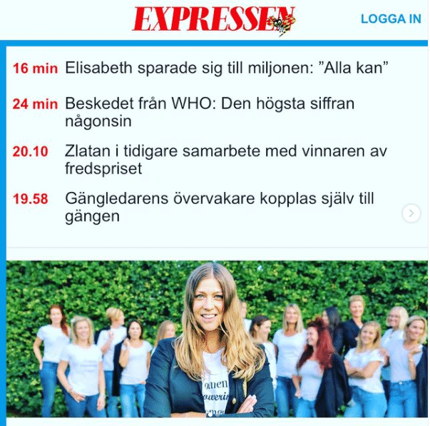 Expressen @RikaKvinnor.se