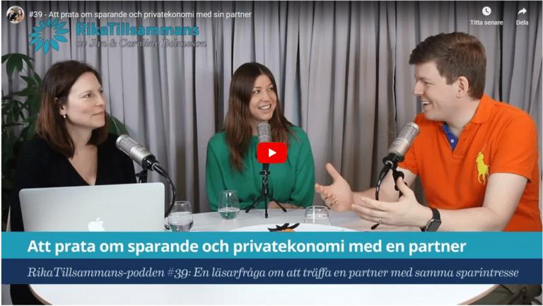 RikaKvinnor.se gästar RikaTillsammans