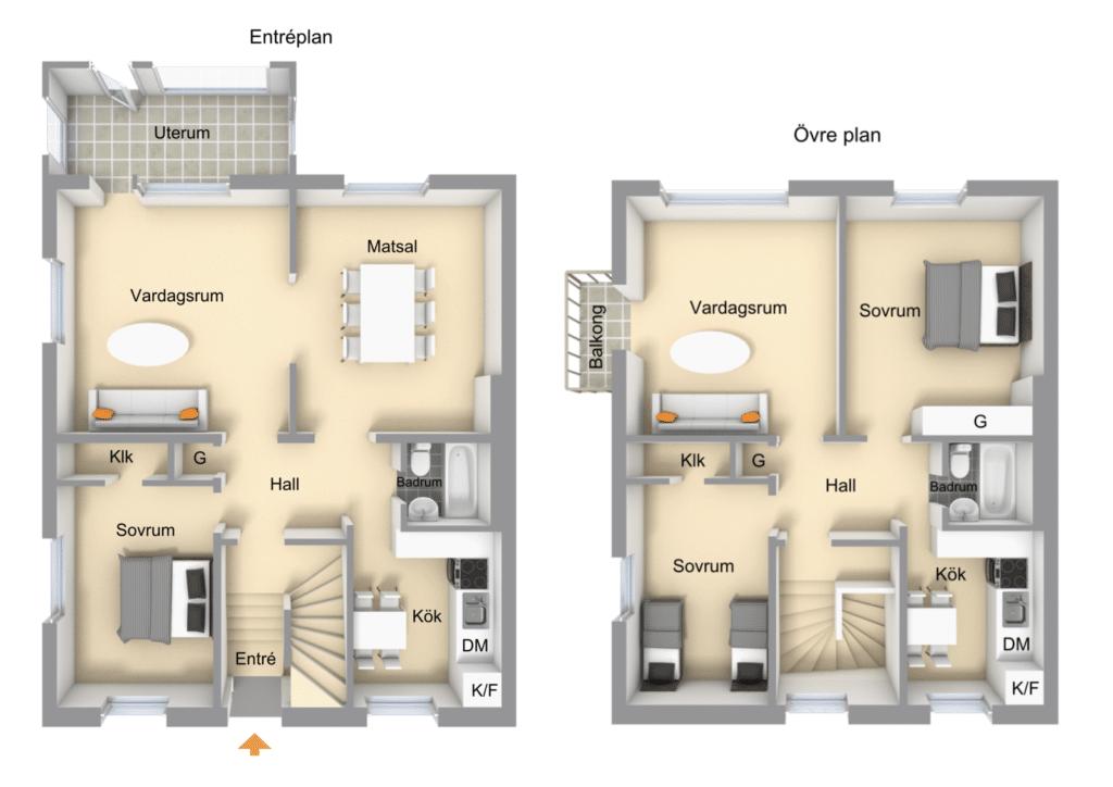 våfamiljshus, privatuthyrning och passiva inkomster@RikaKvinnor.se
