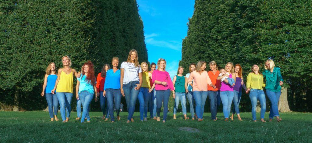 RikaKvinnor.se teamwork makes the dreamwork woman empowering woman